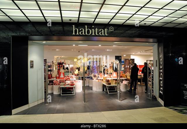 Habitat Shop Stock Photos & Habitat Shop Stock Images - Alamy