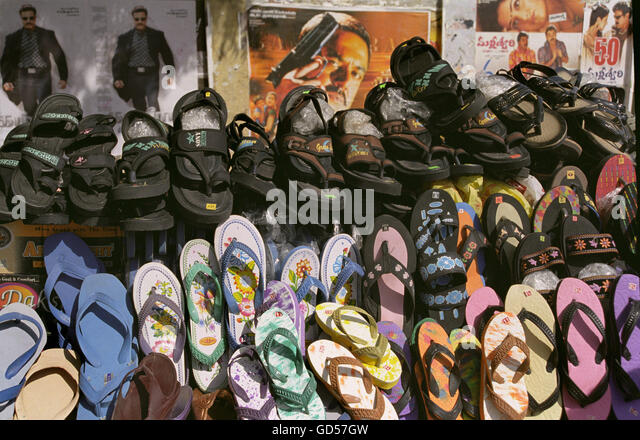 Chappals Stock Photos Amp Chappals Stock Images Alamy