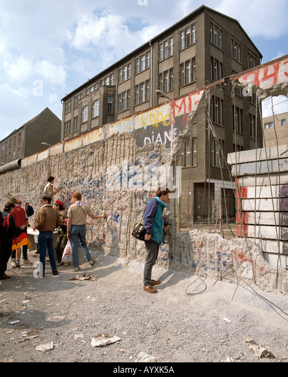 8 Creative Ways People Went Over the Berlin Wall