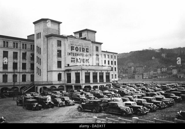 1909 1938 stock photos 1909 1938 stock images alamy - Foire internationale lyon ...