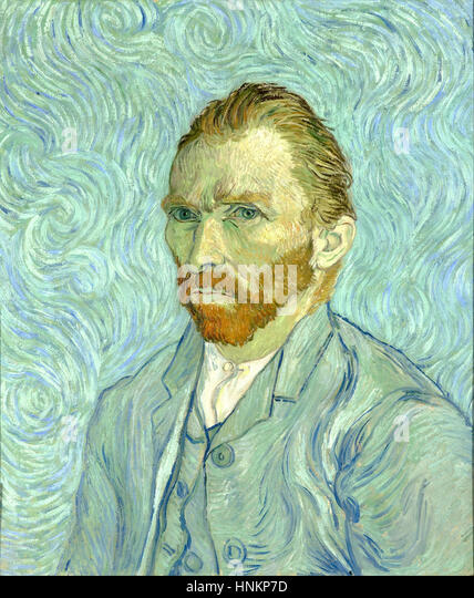 Vincent Willem van Gogh, Dutch Post-Impressionist painter who is among the most famous and influential figures in - Stock-Bilder