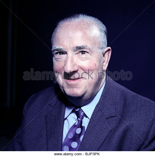 1976/1977 Boxing trainer/promoter Tommy Gilmour Senior - Stock Image