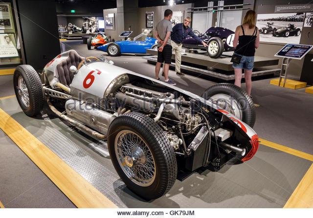 Collier Automotive Museum: Revs Institute Of Automotive Research Stock Photos & Revs