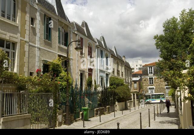 Cafe Rue Villette