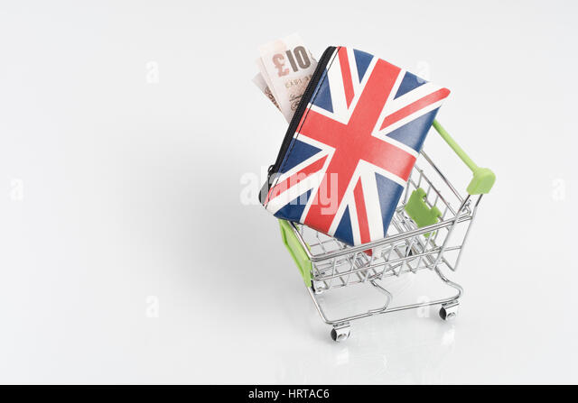 Grocery Shopping Uk Stock Photos & Grocery Shopping Uk ...