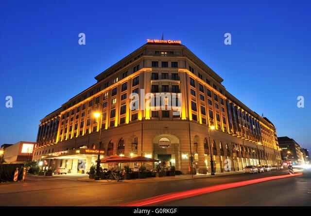 Westin Grand Hotel In Mitte