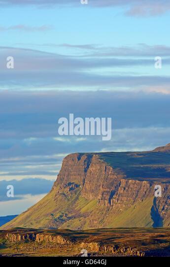 Loch Scridian, Mull, Inner Hebrides, Argyll and Bute, Scotland, United Kingdom, Europe, Landschaften, Geographie, - Stock-Bilder