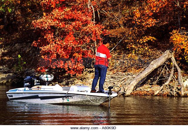 Ozarks and fishing stock photos ozarks and fishing stock for Lake of the ozarks fishing