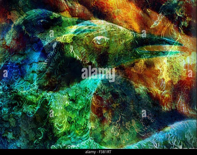 Phoenix bird stock photos phoenix bird stock images alamy for Divan finchley