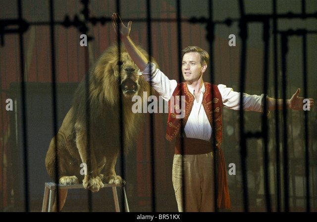 Half lion half fish stock photos half lion half fish for Ewan mcgregor big fish