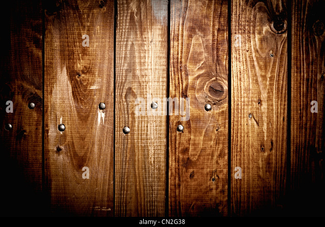 old brown wood plank background texture - Stock-Bilder