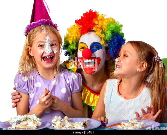 Children Eating Chocolate Messy Stock Photos Amp Children