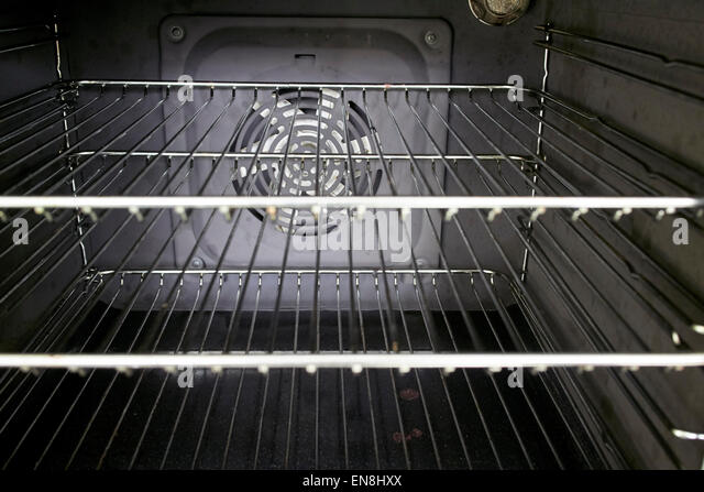 how to clean a fan assisted oven