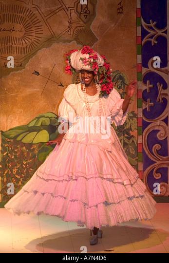 Brasil Rio de Janeiro Samba Show in Leblon Plataforma Uno Club  - Stock Image