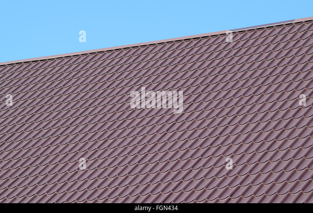 Metal industr stock photos metal industr stock images for Modern roofing materials