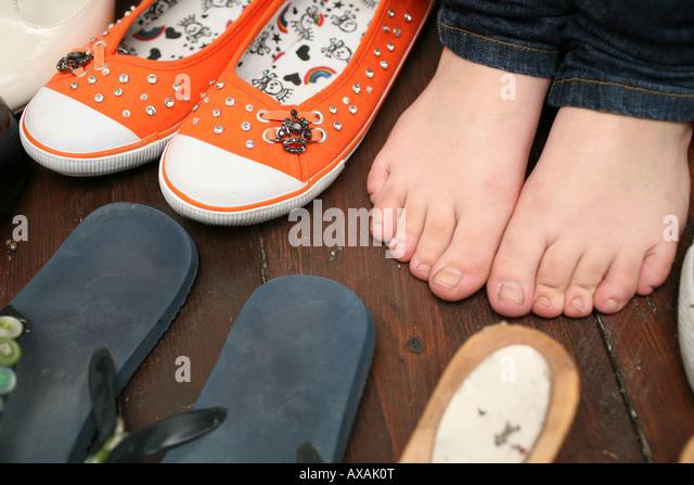 Shoes - Stock-Bilder