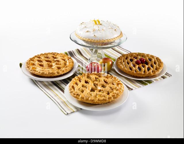 classic pie - Stock-Bilder