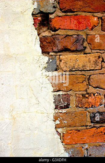 Colorful Bricks - Stock Image