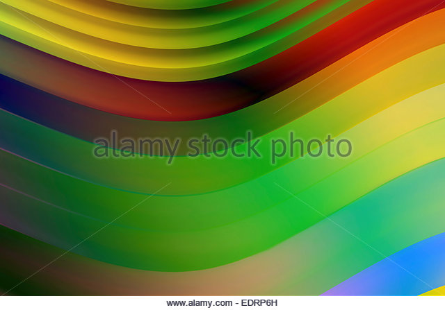 Abstract multicolored backgrounds striped pattern - Stock-Bilder