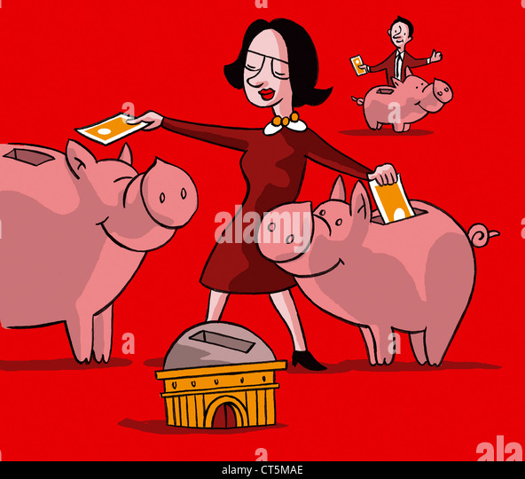 MONEY CONCEPT - Stock-Bilder