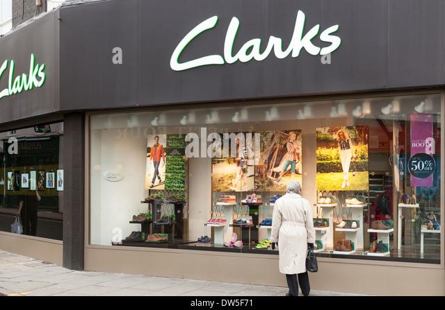 Shoe Shops In Nottingham City Centre