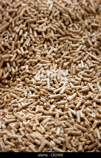 Types Of Wood Pellets ~ Pellets stock photos images alamy