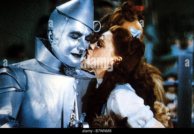 Le Magicien d Oz The Wizard of Oz Année 1939 usa Jack Haley Judy Garland Réalisateur Victor Fleming Richard - Stock-Bilder