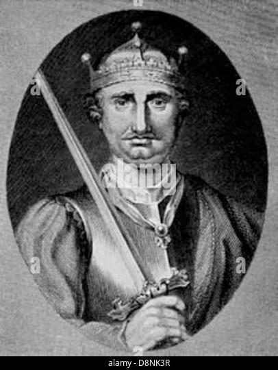 William the Conqueror - Stock Image