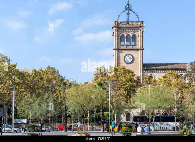 Universitat de barcelona stock photos universitat de - Placa universitat barcelona ...