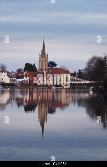 Marlow, Buckinghamshire, England, UK - Stock-Bilder