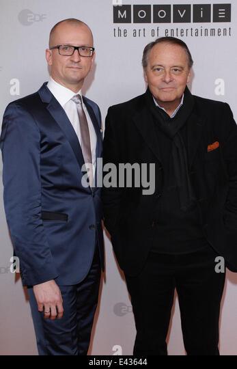 Premiere of German ZDF TV movie 'Der Clan: Die Geschichte der Familie Wagner' at Gloria-Palast  Featuring: - Stock-Bilder