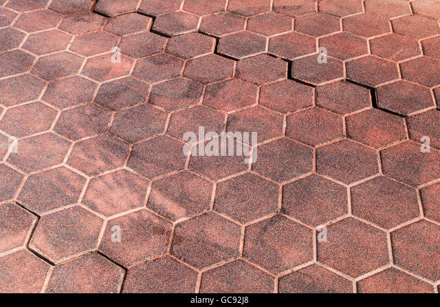 Honeycomb Brick Work : Honeycomb brick stock photos
