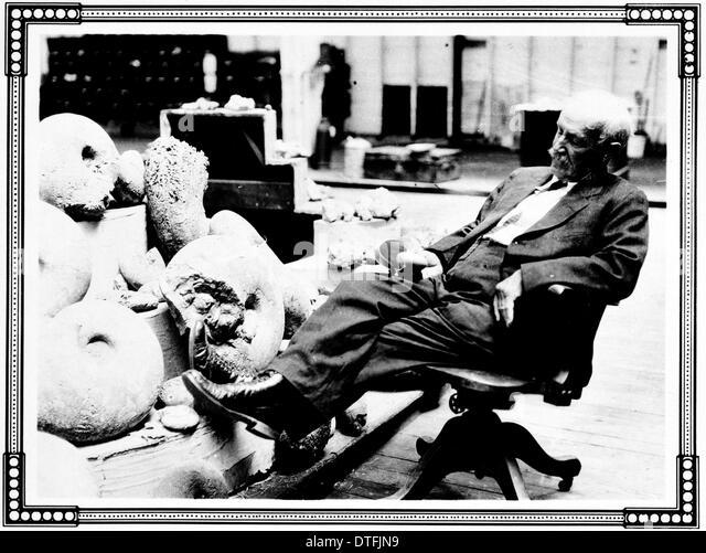 Charles Hazelius Sternberg (1850-1943) - Stock-Bilder