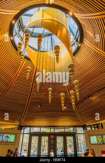 Foyer Office Vancouver : Leed canada stock photos images alamy