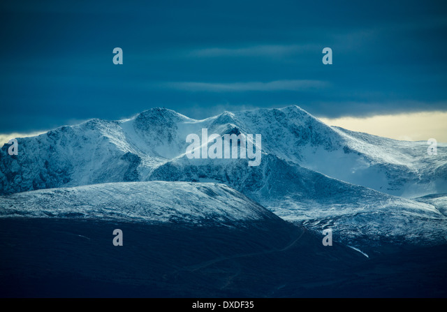 Montana Mountain, nr Carcross, Yukon Territories, Canada - Stock Image