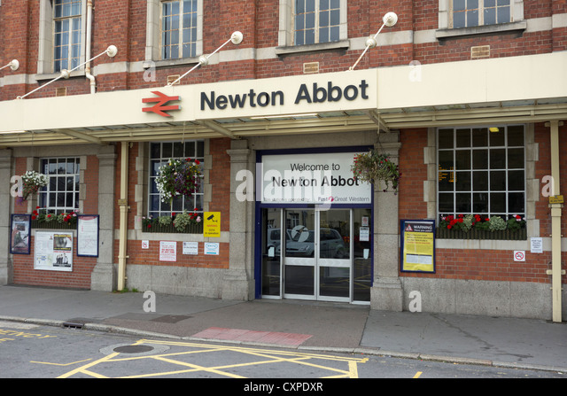journey from newton abbot oxford