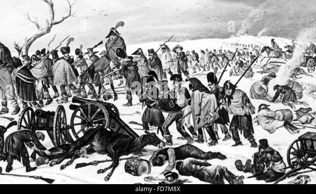 General Winter – Napoleon's Invasion Of Russia