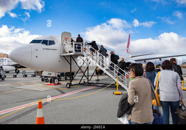 queenstown airport arrivals from sydney - photo#9