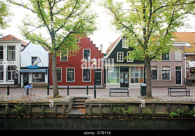 The Netherlands, Noordholland, Edam - Stock Image