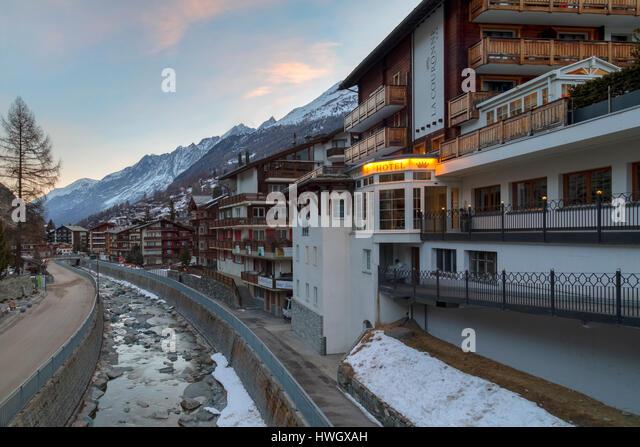 Zermatt, Valais, Switzerland, Europe - Stock-Bilder