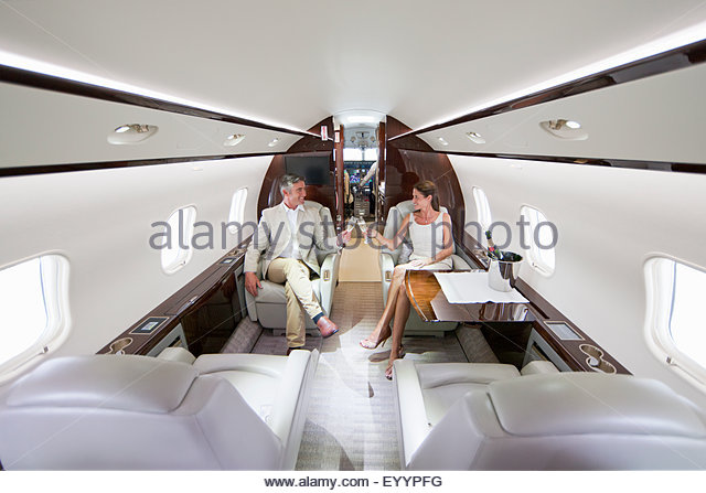 Passenger Aircraft In Flight Stock Photos Amp Passenger Aircraft In Flight