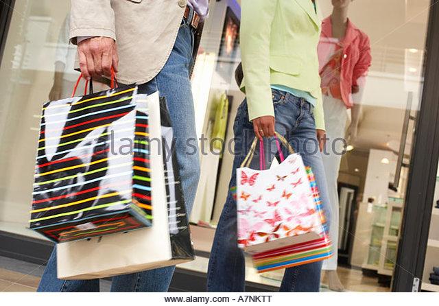 Tilt clothing store