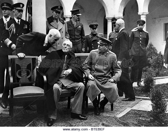 a history of the yalta conference in crimea Yalta conference, also known as the crimea conference, was a conference that was held in a russian resort town in crimea in 1945 between february 4th and 11th this.