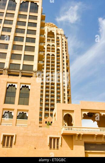 High rise building ; Dubai - Stock Image