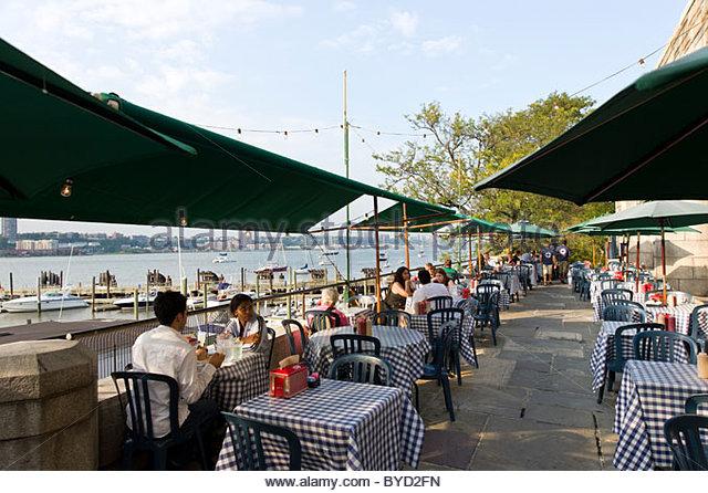Riverwalk Cafe New York