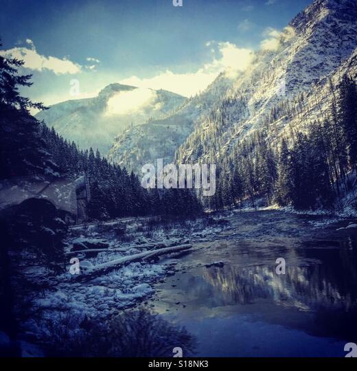 River - Stock-Bilder