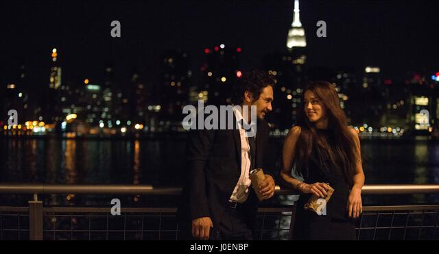 JAMES FRANCO & AMBER HEARD THE ADDERALL DIARIES (2015) - Stock Image