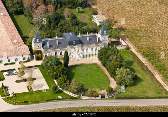 Saint-Estephe (Gironde) France  City pictures : france gironde saint estephe chateau tronquoy lalande saint estephe ...
