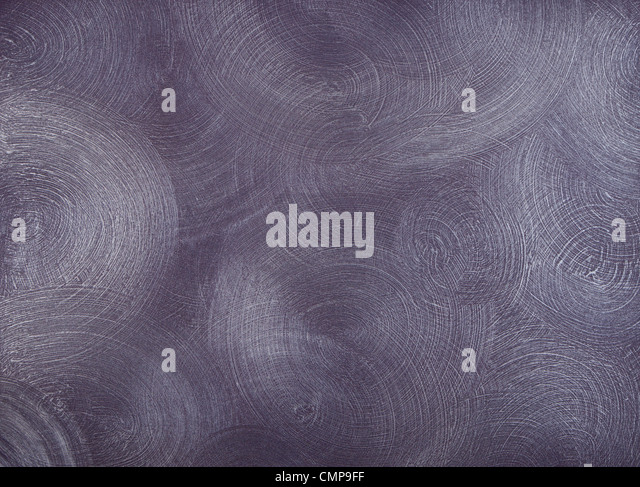 texture of the walls covered with purple paint, with frequent, round, centric strokes. - Stock-Bilder