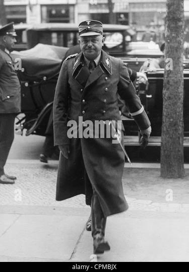Hanns Kerrl, 1935 - Stock Image